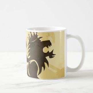 Taza de café jamaicana