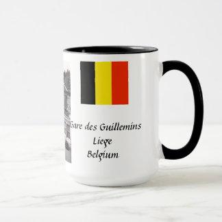 Taza de café - Lieja, Bélgica