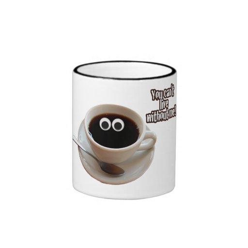 Taza de café linda