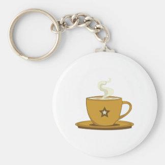 Taza de café llavero
