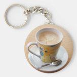 taza de café llaveros personalizados