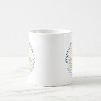 Taza de café - logotipo redondo
