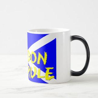 Taza de café Morphing