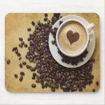 Taza de café Mousepad Alfombrilla De Ratón