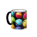 taza de café Muti-coloreada de los mármoles