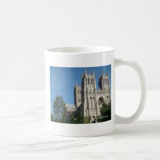 Taza de café nacional de la catedral de Washington