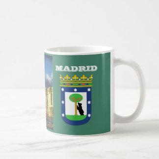 Taza de café nacional del palacio de Madrid*
