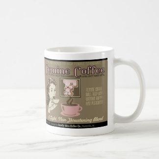 Taza de café nostálgica de Femine