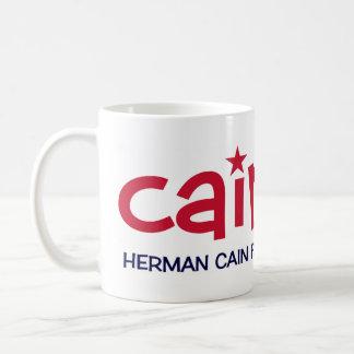 """Taza de café oficial de """"Cainiac"""""""