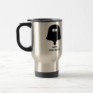 Taza de café para el radar de observación
