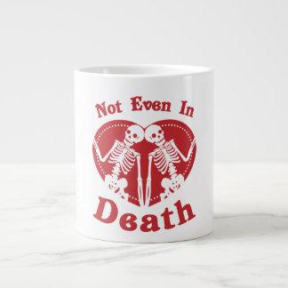Taza de café para su amada taza grande