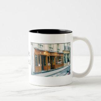 Taza de café/París