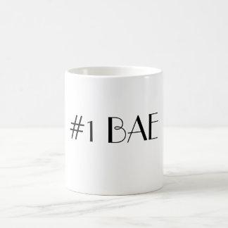 Taza de café parisiense de la fuente del NÚMERO