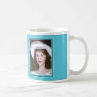 Taza de café personalizada con las fotos y su