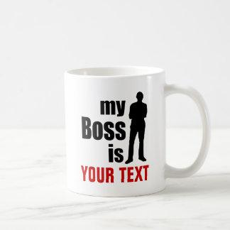 Taza de café personalizada del humor de la oficina