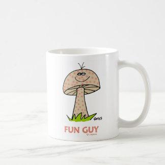 Taza de café personalizada divertida del regalo
