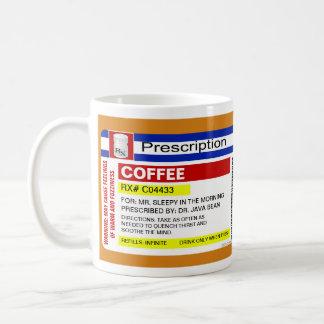 Taza de café personalizada personalizado divertido