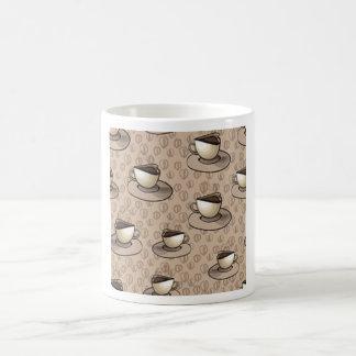 Taza de café popular