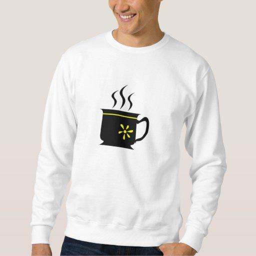 Taza de café pulovers sudaderas