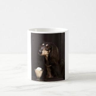 Taza de café… que desea…