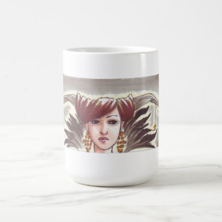 Taza de café real
