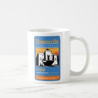 Taza de café real de Hogansville