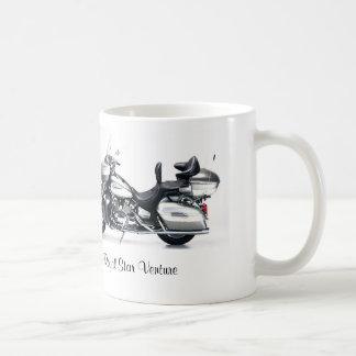 Taza de café real de plata rápida de la empresa de