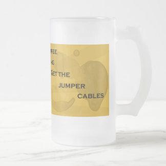 Taza de café retra divertida del papá