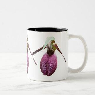 Taza de café salvaje de la foto de la flor de seño