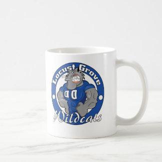 Taza de café salvaje de LGHS