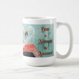 Taza de café. Siempre la respuesta