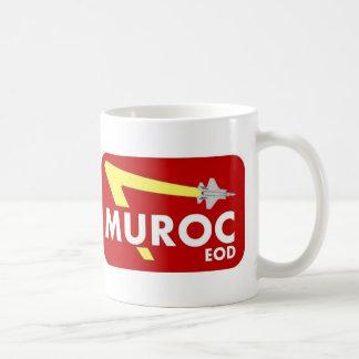 Taza de café simple de Muroc EOD