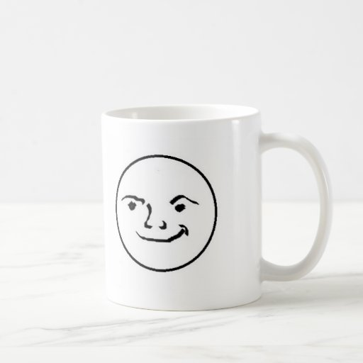 Taza de café Smirking