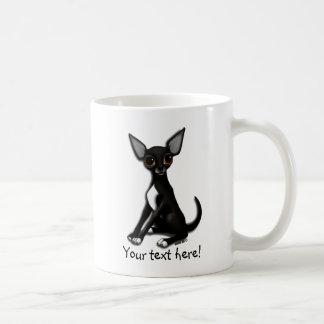 Taza de café - Squeek la chihuahua