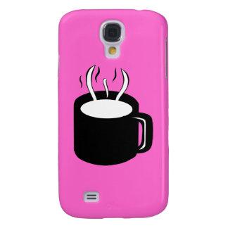 Taza de café/taza - cocido al vapor de la bebida a
