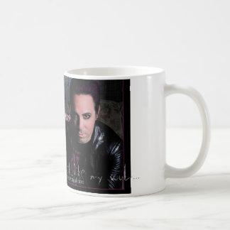"Taza de café ""tengo gusto de mi negro del café com"