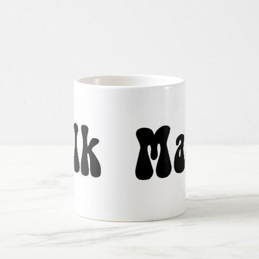 taza de café total popular del estilo de los años