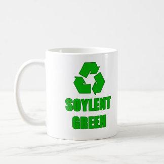 Taza de café verde de Soylent