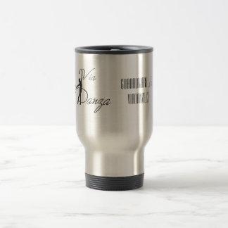 Taza de café/vía Danza