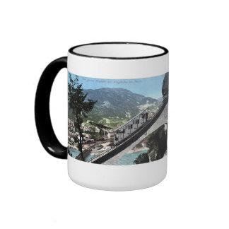 Taza de café - Virglbahn, Bolzano, Italia