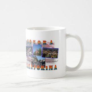 Taza de California del Sonora