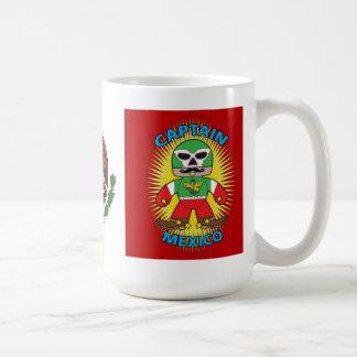 Taza de capitán México