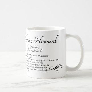Taza de Catherine Howard