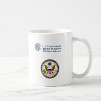 Taza de CBP/ICE