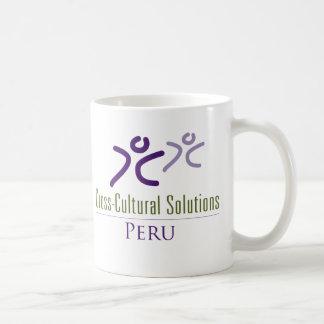 Taza de CCS Perú