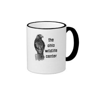 taza de centro de la fauna