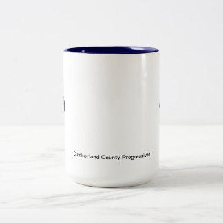 taza de cerámica blanca de la sublimación de la
