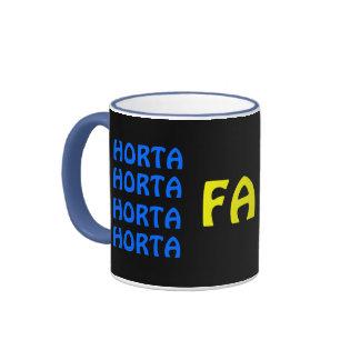 Taza de cerámica de Horta
