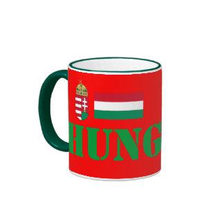 Taza de cerámica de Hungary*