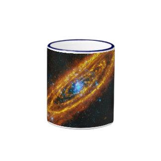 Taza de cerámica de las estrellas del Andromeda